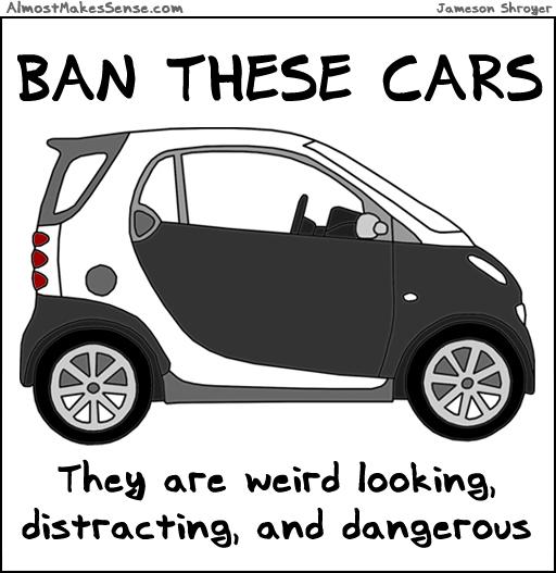 Ban Smart Cars