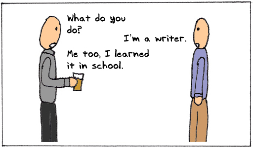 Awriter
