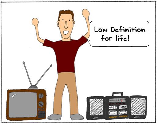 Lowdefinition
