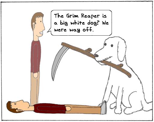 Reaperdog