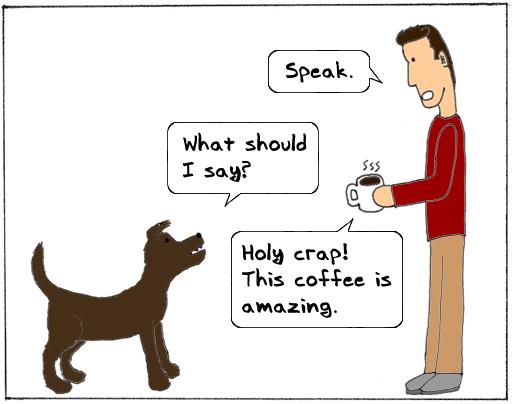 Speakcoffee