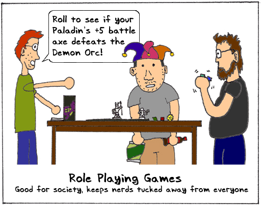 Roleplayinggames