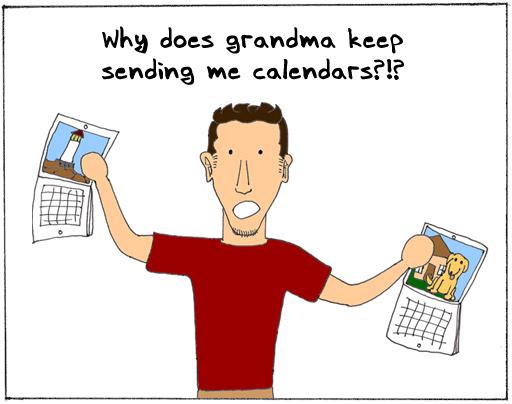Grandmacalendars
