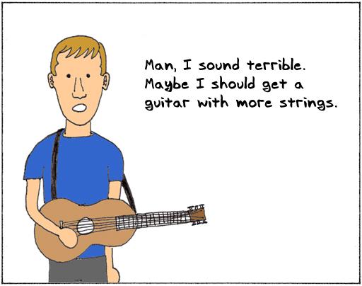 Morestrings