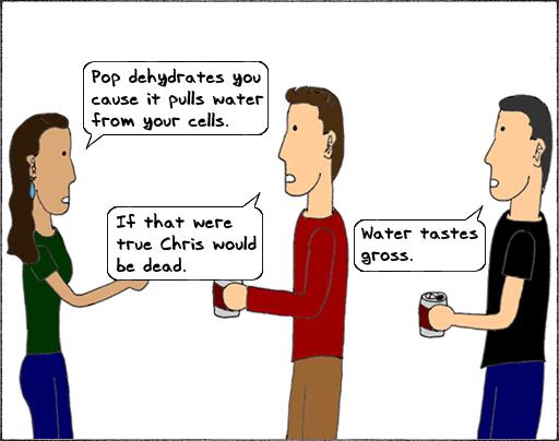 Pop Dehydrate