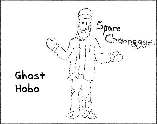 Ghost Hobo