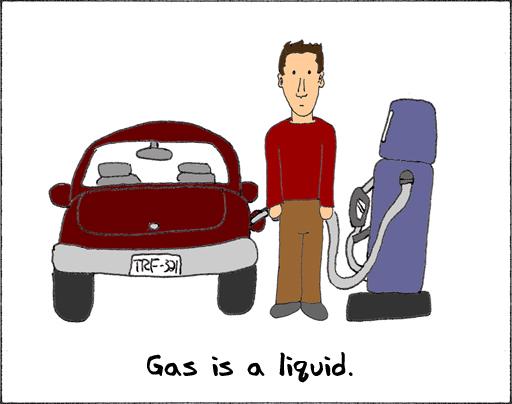 Gas Liquid