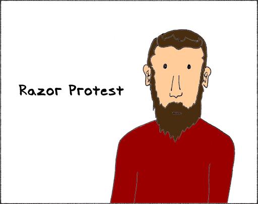 Razor Protest