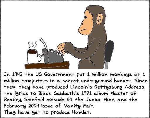 Million Monkeys