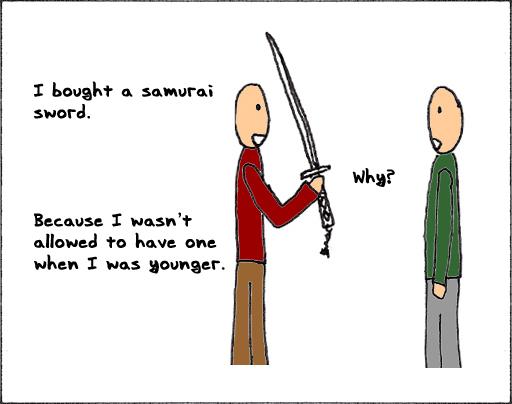 Samurai Swod