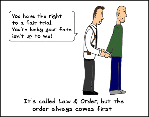 Order And Law