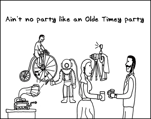 Olde Timey Party