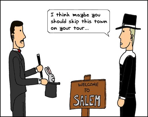Salem Magician