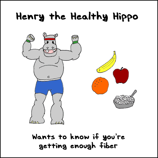 Healthy Hippo