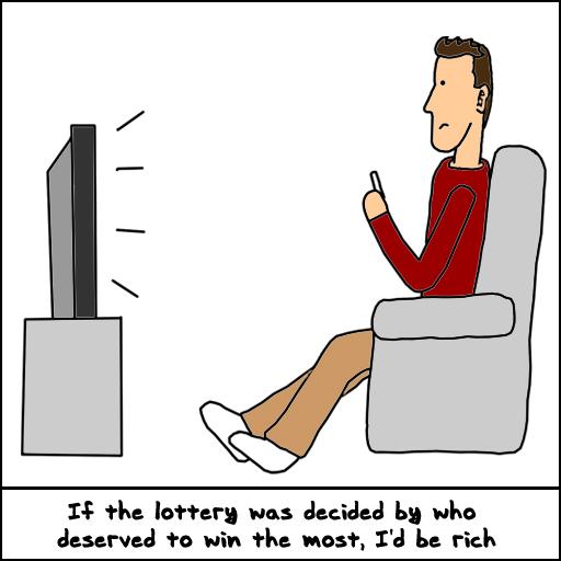 Lottery Deserve