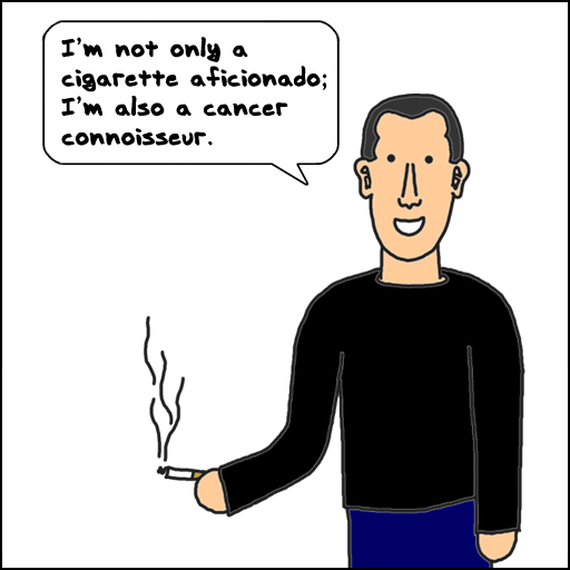Cigarette Cancer