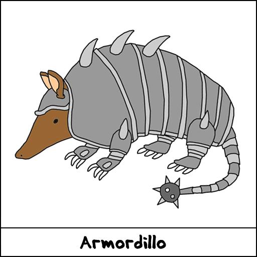 Armordillo