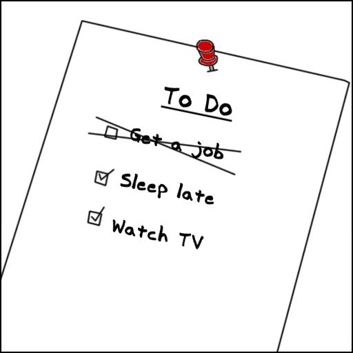 Lazy To Do