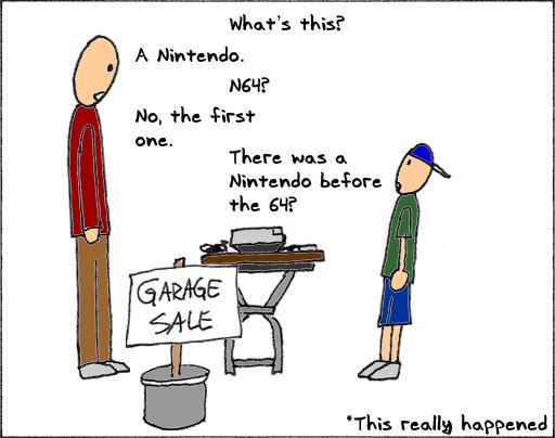 First Nintendo