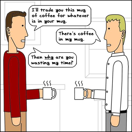 Mug Trade