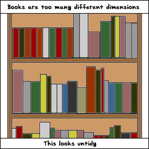Book Dimensions