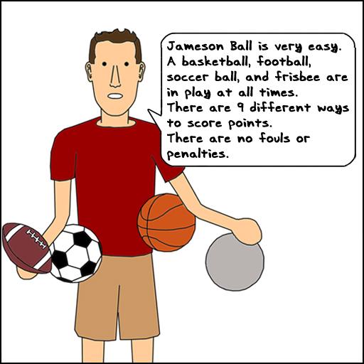 Jameson Ball