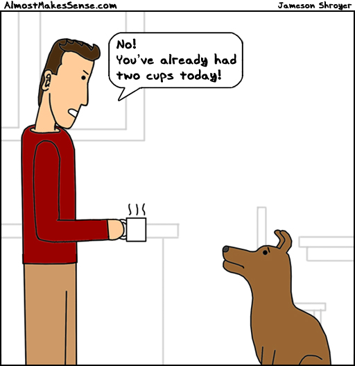 Dog Coffee