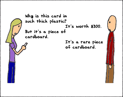 Expensive Card