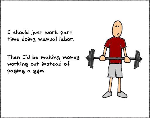 Workout Money
