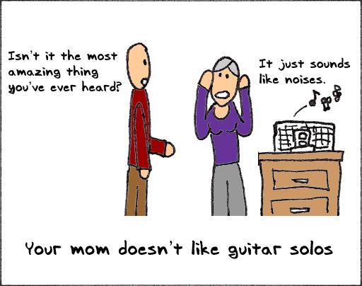 Mom Solos