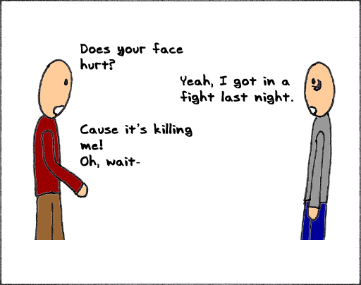 Face Hurt