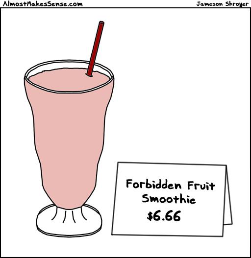 Forbidden Smoothie