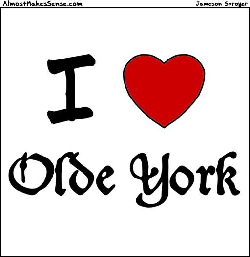 Olde York