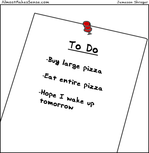 Pizza To Do