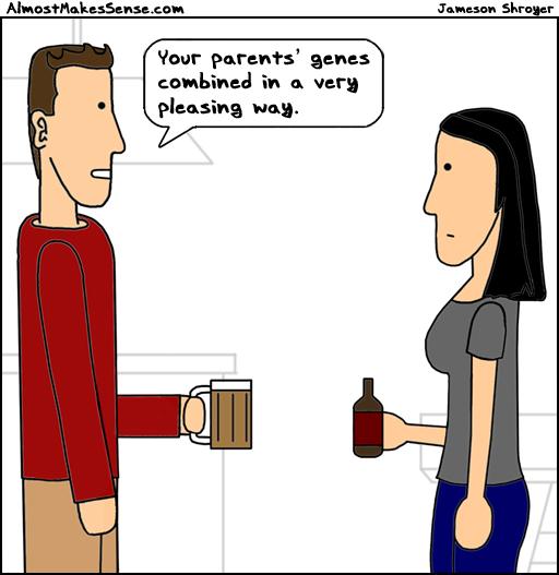 Pleasing Genes