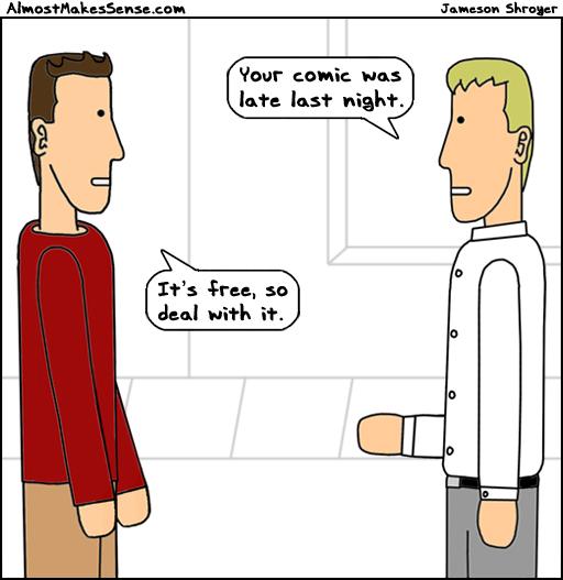 Late Comic
