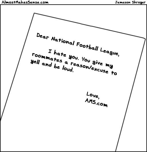 Hate Football