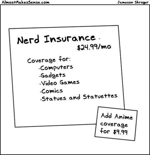 Nerd Insurance