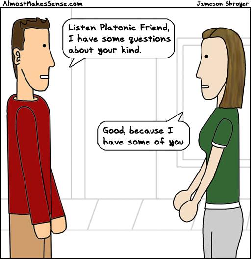 Platonic Questions