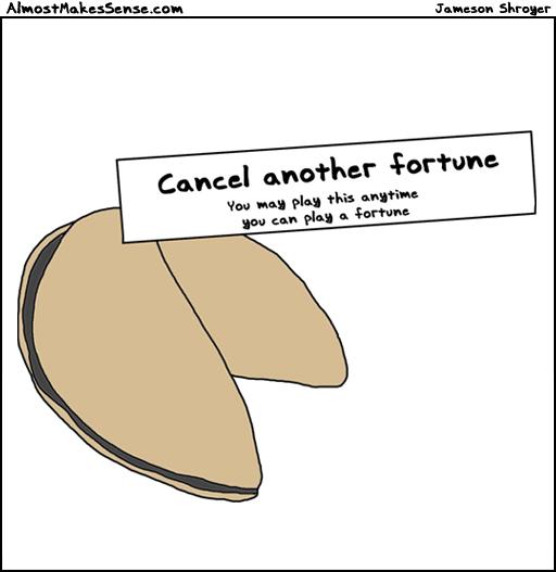 Cancel Fortune