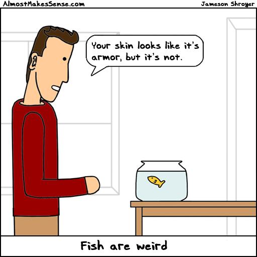 Fish Armor