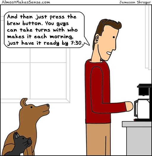 Pet Brew