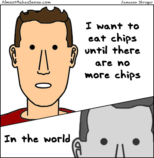 No More Chips