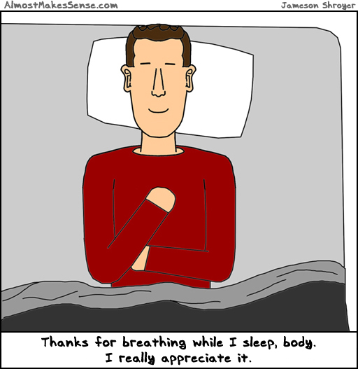 Breathing Sleep
