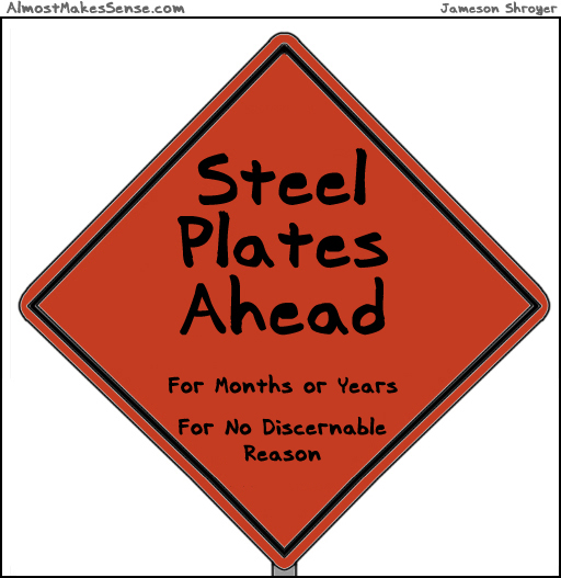 Steel Plates Reason