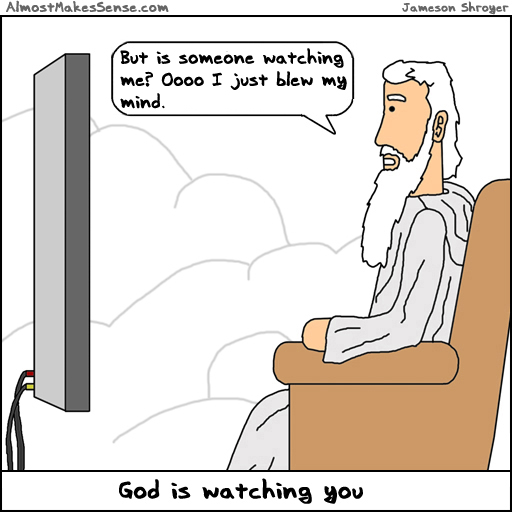 Watching God