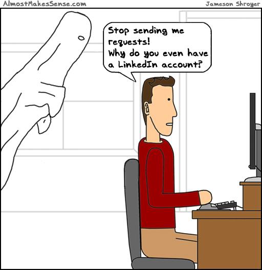 LinkedIn Ghost