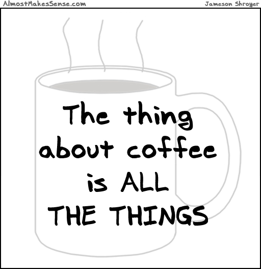 Coffee All The Things