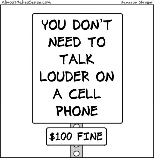 Cell Phone Louder