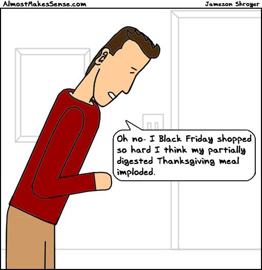 Friday Thanksgiving
